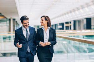 деловые встречи переводчик